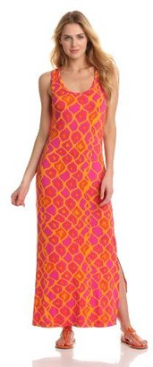 Hatley Women's Ikat Print Maxi Dress