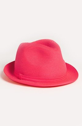 Collection XIIX Woven Fedora