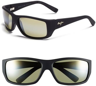 Maui Jim Wassup PolarizedPlus(R)2 61mm Polarized Sunglasses