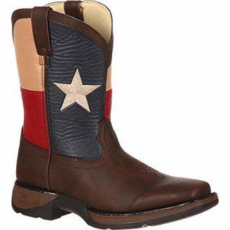 Durango BT246 Lil' 8 Inch Texas Flag