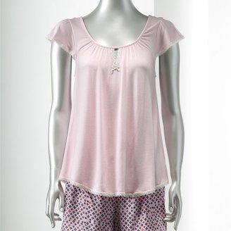 Vera Wang Simply vera sweet soiree pajama separates