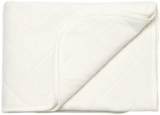 giggle Better Basics Organic Quilted Blanket