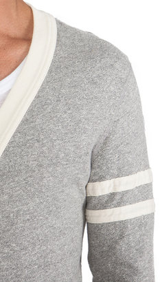 TODD SNYDER + Champion Jersey Cardigan