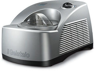 De'Longhi GM6000 Ice Cream Maker, 1.5 Pint Gelato