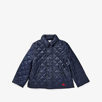 Burberry Lyle (Infant/Toddler) (Ink) Boy's Coat