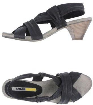 Manas Design High-heeled sandals