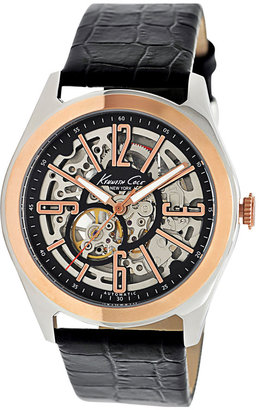 Kenneth Cole New York Round Automatic Watch