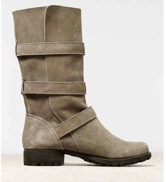American Eagle AEO Slouchy Buckle Boot