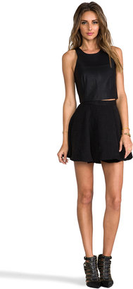 Dolce Vita Morton Faux Leather Tank