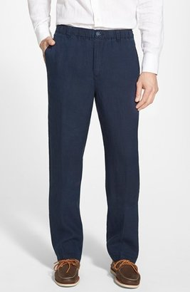 Men's Tommy Bahama 'New Linen On The Beach' Easy Fit Pants $98 thestylecure.com