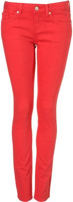 Topshop MOTO Strawberry Baxter Jeans