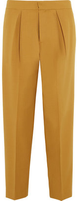 Issa Bailey wool-blend tapered pants