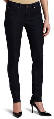 Calvin Klein Jeans Women's Petite Curvy Skinny Jean