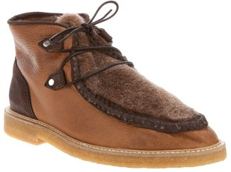 Opening Ceremony Shearling boot
