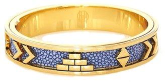 House Of Harlow Blue Star Aztec Bracelet