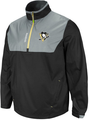 Reebok NHL Jacket, Pittsburgh Penguins Center Ice Jacket