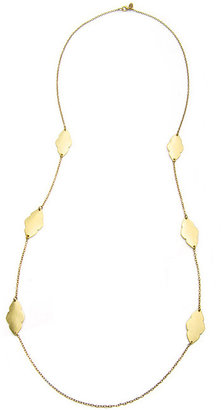 Schiff Marlyn Antique Gold Chain Necklace