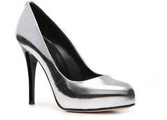 Giuseppe Zanotti Metallic Patent Leather Pump