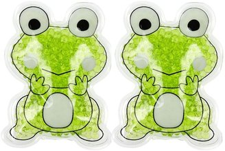 Safety First TheraPearl Pals - Ribbit - 2 pk