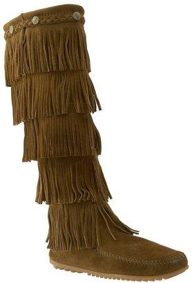 Minnetonka 1659 Five Layer Fringe Boot