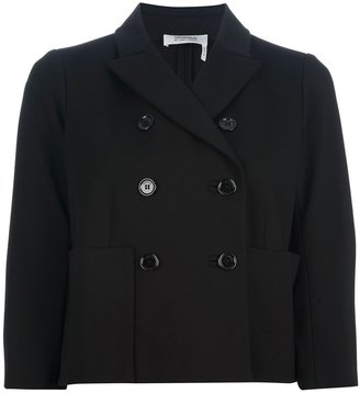 Sonia Rykiel Sonia By cropped double-breasted jacket