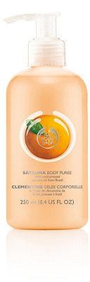 The Body Shop Satsuma Puree Body Lotion