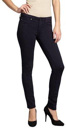 AG Jeans navy stretch knit 'The Legging' skinny jeggings