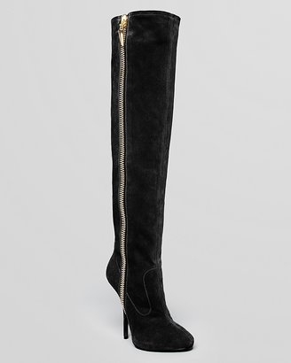 Giuseppe Zanotti Over The Knee Boots - Vera High Heel
