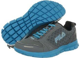 Fila Deluxe (Monument/Scuba Blue/Pewter) - Footwear