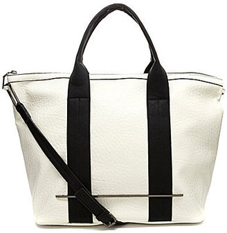 French Connection Fast Track Dome Tote
