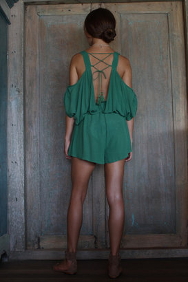 Gillia Clothing - Estella Playsuits $99 thestylecure.com