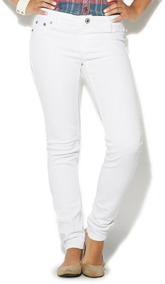 Wet Seal Pull On Color Jegging