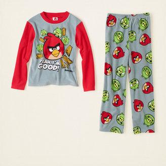 Children's Place Angry Birds fleece pjs