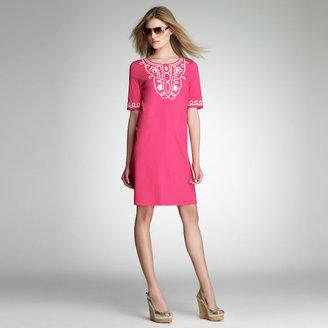 Jones New York Bright Tunic Dress
