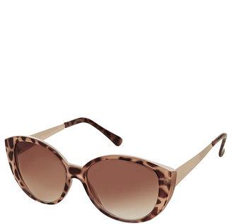 Cat Eye Chunky Cateye Sunglasses