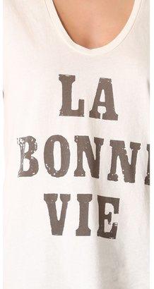 Sol Angeles La Bonne Scoop Tee