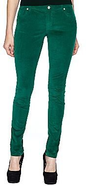 JCPenney a.n.a® Perfect Skinny Corduroy Pants - Petite