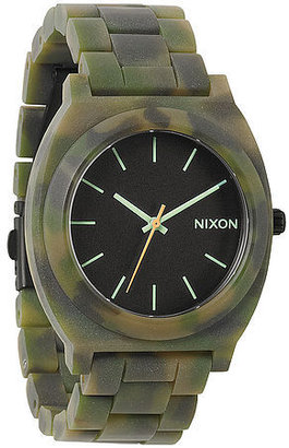 Nixon The Time Teller Acetate Watch