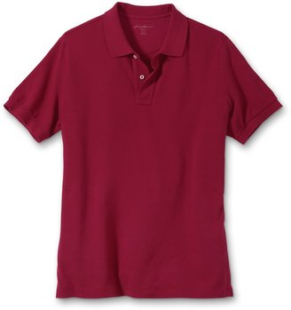 Eddie Bauer Classic Fit Field Piqué Polo Shirt