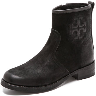Tory Burch Simone Flat Booties