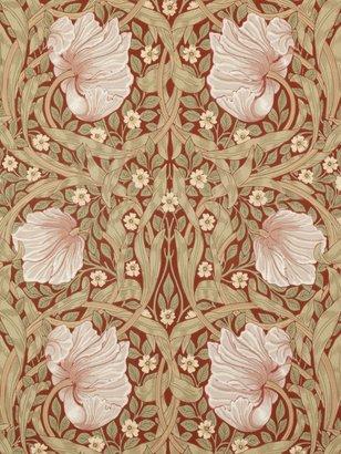 Morris & Co. Pimpernel Wallpaper