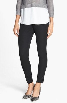 Spanx 'Ready to Wow' Stretch Twill Control Top Leggings