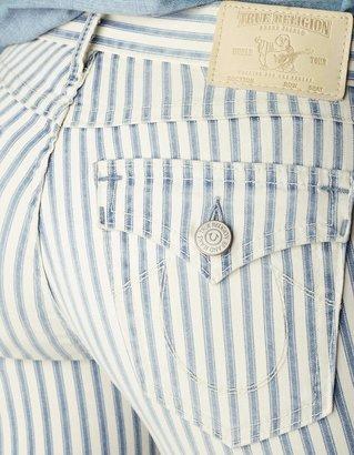 True Religion Serena Super Skinny Crop Jean