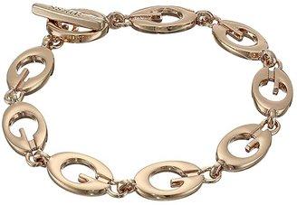 GUESS Link Bracelet III (Rose Gold) Bracelet