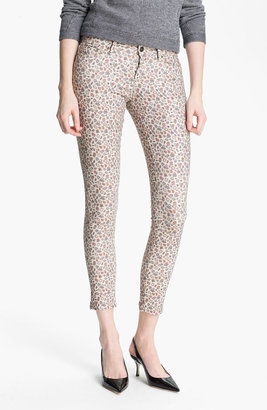 Twenty8Twelve 'Ashberry' Skinny Print Stretch Jeans