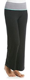 Jockey Modern Knit Pants - Modern Black