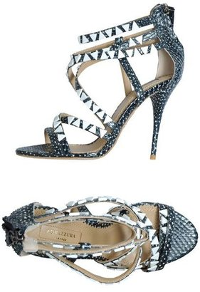 AQUAZZURA High-heeled sandals