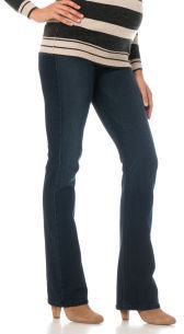A Pea in the Pod SOLD Design Lab Secret Fit Belly® 5 Pocket Slim Boot Maternity Jeans