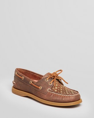 Sperry Boat Shoes - A/O Studs