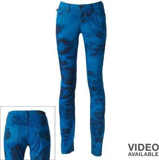 Rock & Republic berlin tie-dye skinny jeans